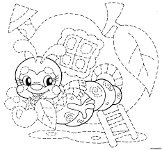 Гусеничка с домиком